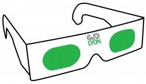 Les lunettes vertes
